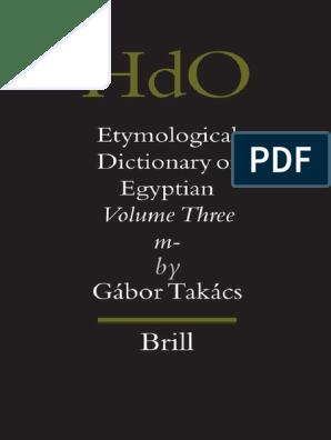 etymdictvol3 pdf linguistics languages  der richten wird die lebenden und die toten #12