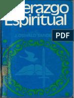 Liderazgo Espiritual - Oswald Sanders