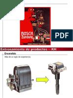 motor y bobina
