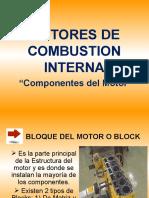 Componentes Del motor Clases
