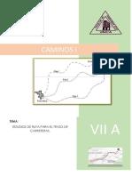 caminos 1-2