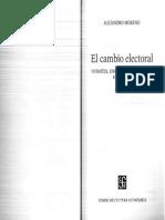 El Cambio Electoral