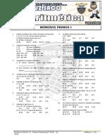 Aritmetica - 1eroespecial