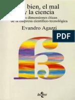AGAZZI- El Bien El Mal y La Ciencia.pdf