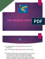 Passive Voice Teorical