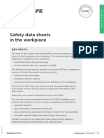 WKS 5 Hazardous Substances Safety Data Sheets