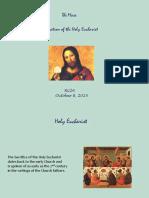 The Mass 2015