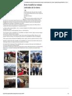 12-10-2018 Pone en marcha el gobernador Héctor Astudillo los trabajos de construcción de la planta concentradora de la minera Capela del grupo Peñoles Sa. De cv.