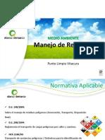 Capacitaci¢n Punto Limpio_Plan de manejo RESPEL