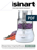 Cuisint Food Processor Dlc-2007n