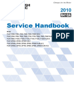 Mitsubishi Electric PUHY-P YJM-A PUHY-EP YJM-A Service Manual Eng