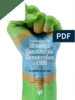 Constituição de 1988 e o aumento de poderes do STF via controle difuso de constitucionalidade