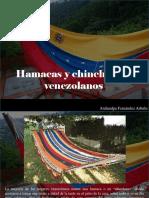 Atahualpa Fernández Arbulu - Hamacas y Chinchorros Venezolanos