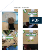 literacy activities in the classroom