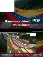 Atahualpa Fernández - Hamacas y Chinchorros Venezolanos