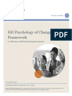 i Hi Psychology of Change Framework White Paper