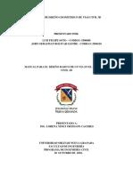 Manual de Diseño Geometrico de Vias en Civil 3d
