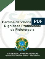CartilhadeValorizaçãoProfissional Fisioterapia