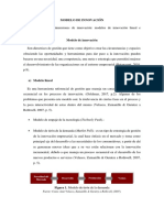 Modelos de Innovación Lineal e Interactivos
