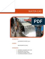 sotfware watercad - grupo N°5