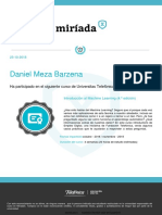 Certificado de Introduccion Al ML