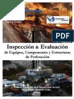 Memorias _Curso de Entrenamiento en Inspeccion & Evaluacion de Equipos, Componentes y Estructuras de Perforacion