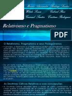 Relativismo e Pragmatismo