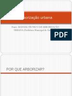 Arborização+urbana