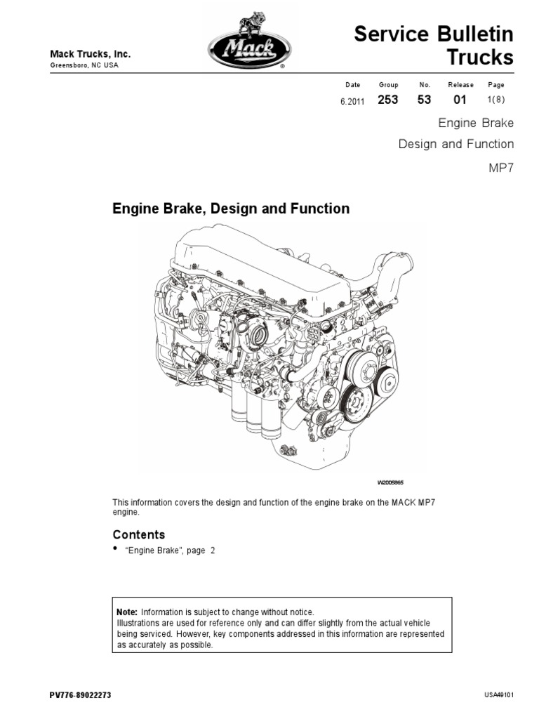 engine ke Mack MP7.pdf | ke | Rotating Machines on mack engine parts diagram, mack engine motor mounts, mack engine torque specs, mack truck wiring harness, mack engine position sensor, mack engine rebuild kits,