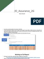 Using ROMO Assurance 2G