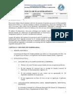 Proyecto Final-plan Estratégico Organizacional
