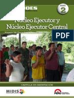 Cartilla 2 Nucleo Ejecutor