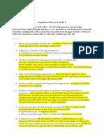 Målstege Spektrum Kemi FACIT Instuderingsfrågor Hela Kursen