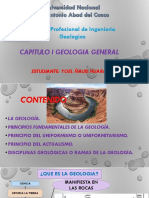 Geologia General conceptos generales