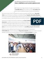 15-10-2018 Da a conocer Astudillo apoyos por 8.6 mdp y obras por más de 33 mdp en José Joaquín Herrera.