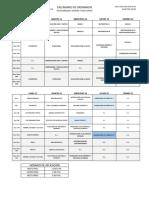 Calendario Ordinarios Dic 2018 - Escolarizado