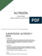 1. NUTRICION