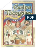 Libro El Golpe Tocuyano. 2005 - Argimiro González