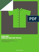 Guia RSE sector textil