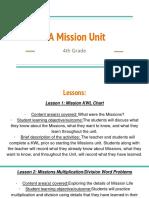 ca mission unit