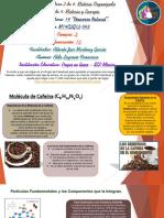 Actividad Integradora 2 de 6 - Materia Organizada - Módulo 14 - Prepa en línea - SEP - G-12