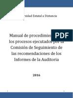 Auditoria de Inventario y Manual de Procedimientos de Invent
