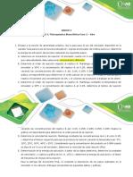 Guía de Actividades y Rúbrica de Evaluación - Fase 4 - Suelo