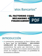Contrato de Factoring - Blossiers