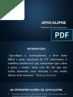 27 - Panorama Apocalipse
