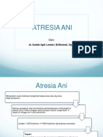 Atresia Ani Dr Apik