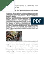 El Control de Precios en La Argentina_ Una Historia Repetida