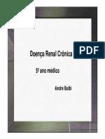 Doenca Renal Cronica