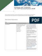 HCM Suite End User System