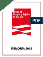 Memoria Bsta 2015
